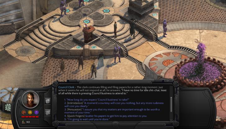 Авторы онлайн игры Torment Tides of Numenera отказываются от обещаний