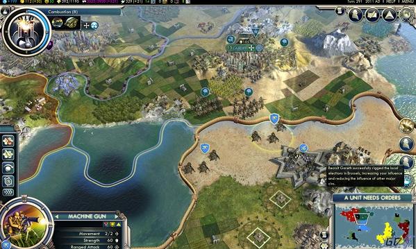 Photo of Официальная поддержка модификаций для Civilization VI ещё в пути