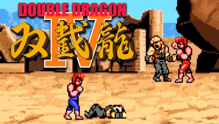 Photo of Трейлер новой игры драки Double Dragon IV в духе старой школы