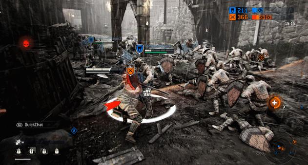 For Honor лучшая игра