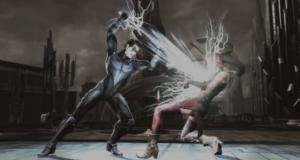 Injustice 2 игры драки
