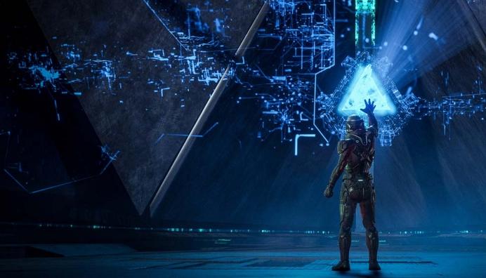 Mass Effect Andromeda онлайн игра
