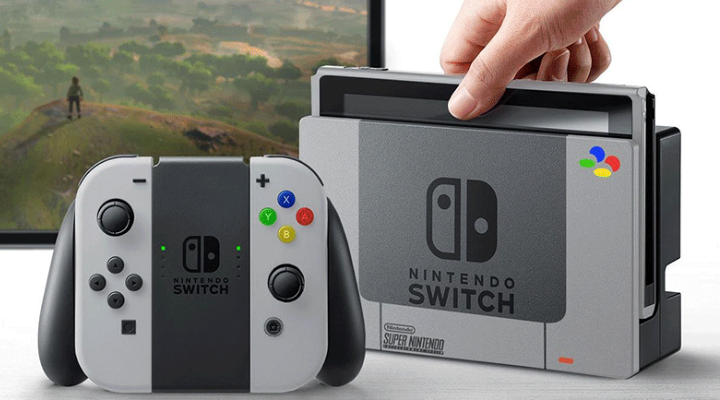 Nintendo Switch лучшие игры
