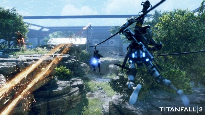 В бесплатных дополнениях для игры стрелялки Titanfall 2 появится новая карта