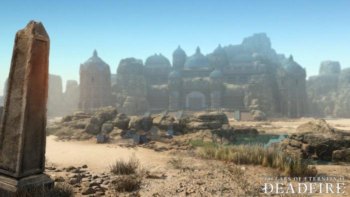 Photo of Дебютный трейлер, скриншоты и другие подробности Pillars of Eternity 2: Deadfire