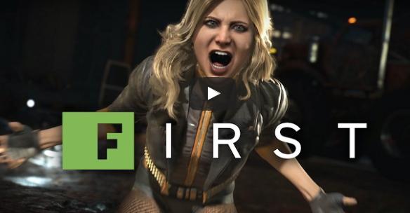 Photo of Новый геймплей лучшей игры Injustice 2 с Чёрной Канарейкой