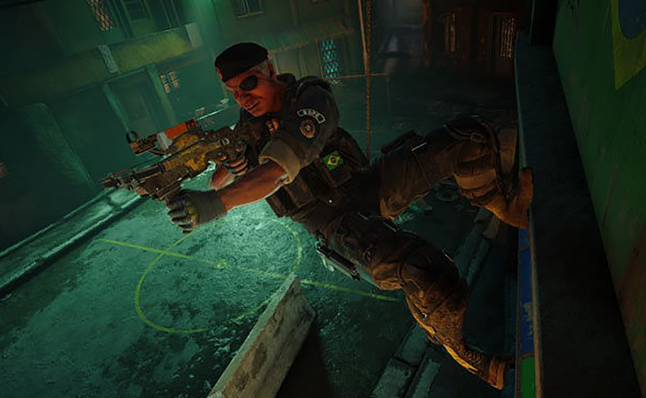 Премьера геймплея Rainbow Six Siege Operation Velvet Shell