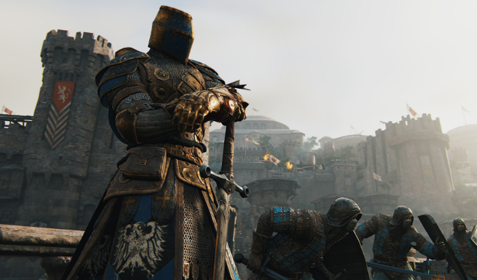 трейлер For Honor