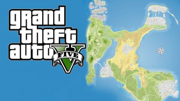 Photo of Сан-Фиерро — место действия сюжетного DLC для GTA 5?
