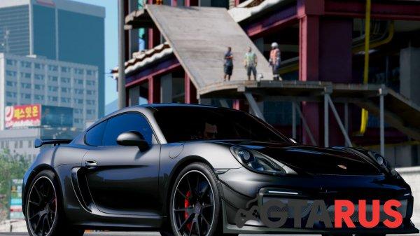 GTA V Redux - улучшeннaя грaфикa в GTA 5