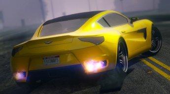 Скрытое обновление в файлах GTA Online - мощный гиперкар, новый режим игры и многое другое
