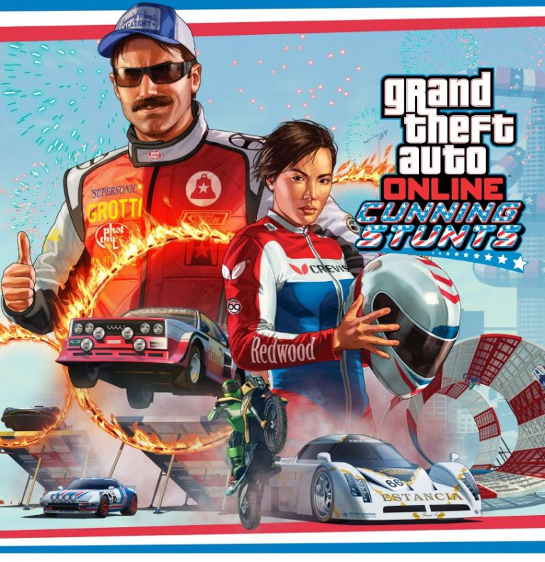 Photo of Руководство по созданию трюковых гоночных трасс в GTA Online «Лихачи и трюкачи»