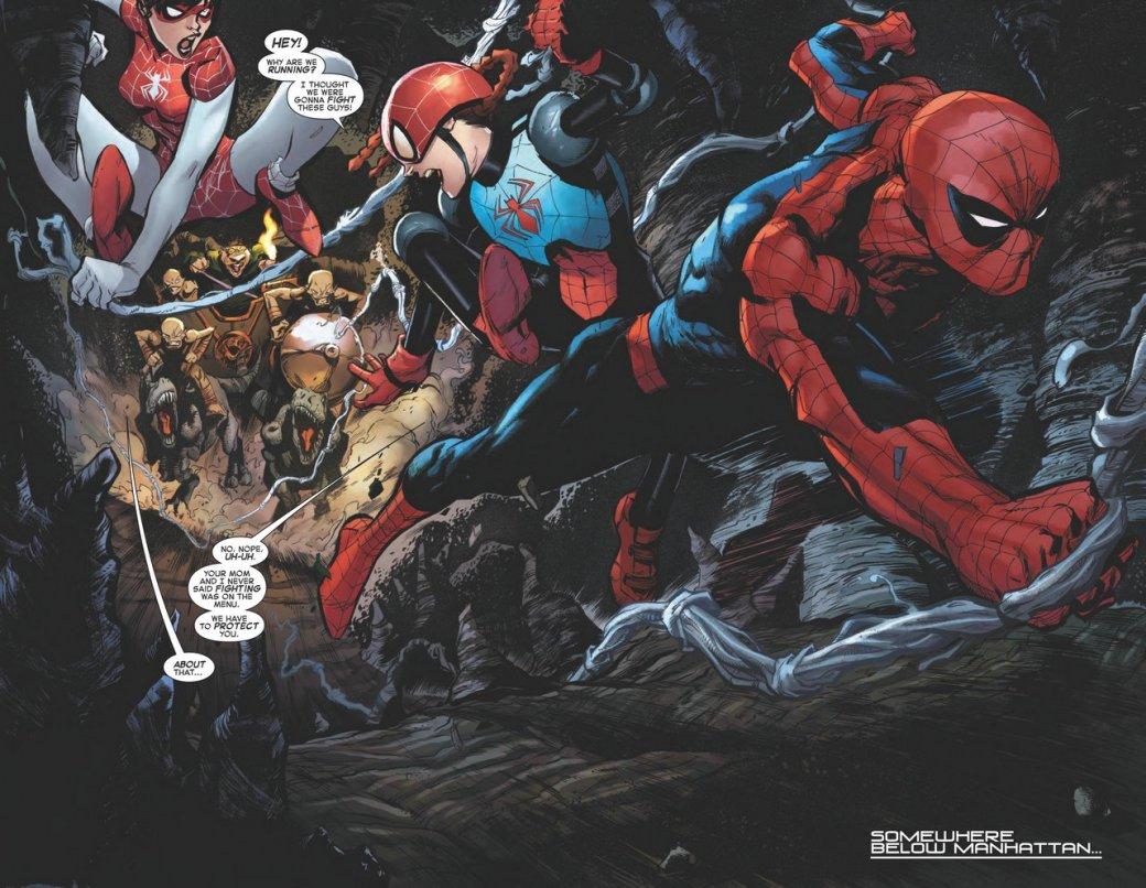 Photo of Дочь Человека-паука получила свое супергеройское прозвище