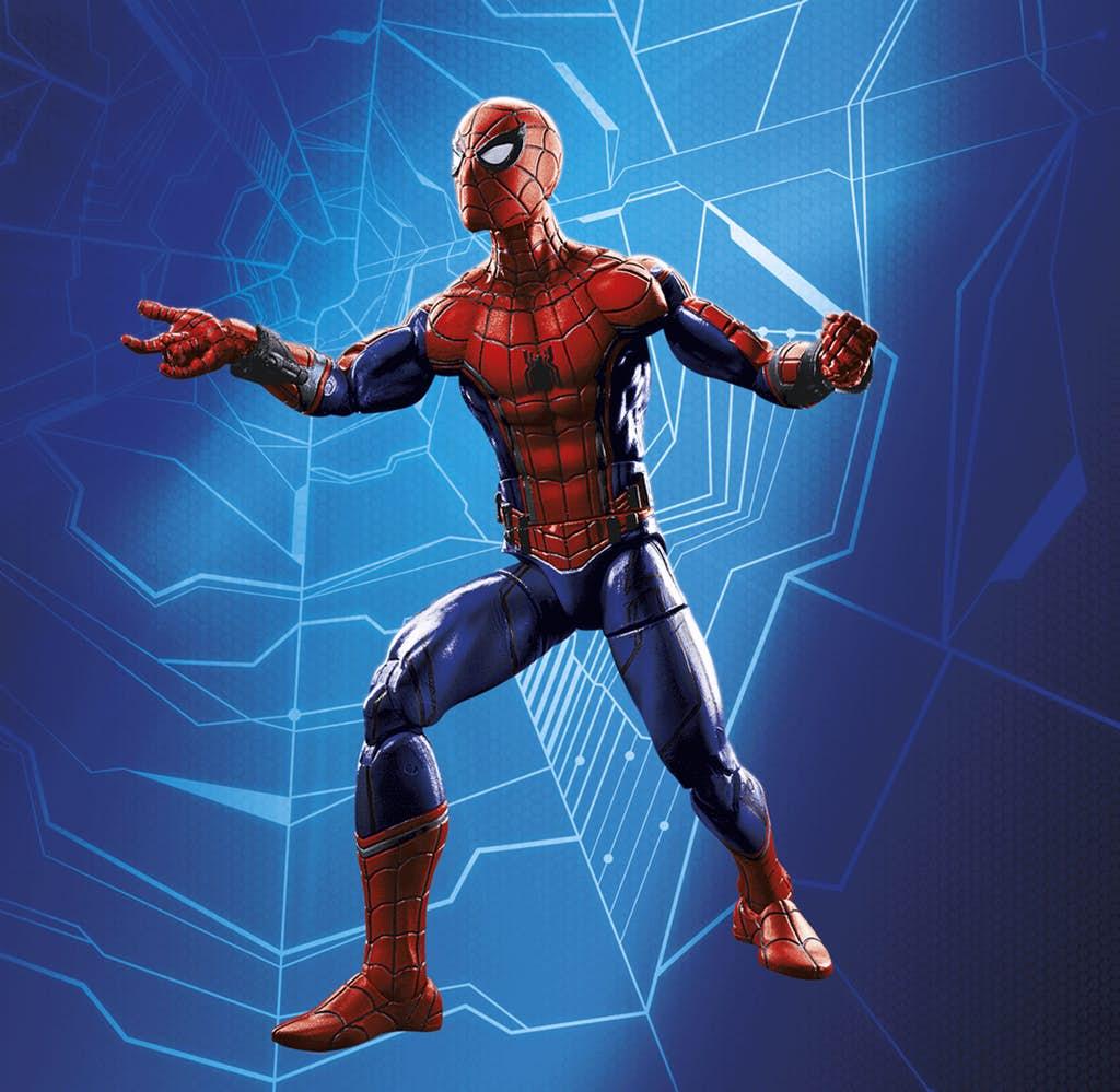 Новые фигурки по фильму «Человек-паук: Возвращение домой»