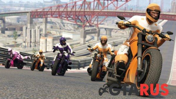 GTA Online: Bikers - подробный разбор обновления