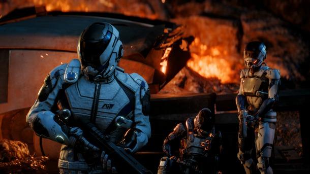 Photo of 50 любопытных деталей Mass Effect: Andromeda
