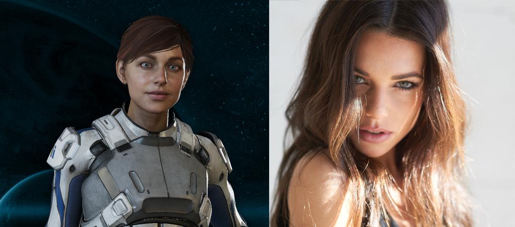Разработчики Mass Effect: Andromeda подправили внешность главных героев после критики
