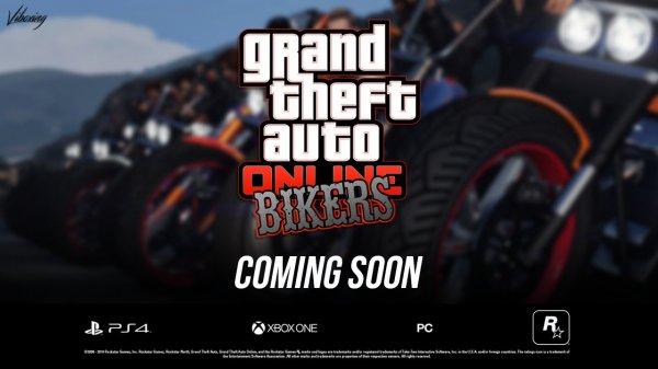 Photo of GTA online обновление «Байкеры»