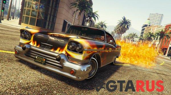 Photo of Declasse Tornado уже в GTA Online