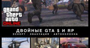 В GTA Online бонусы SecuroServ, скидки на офисы и многое другое