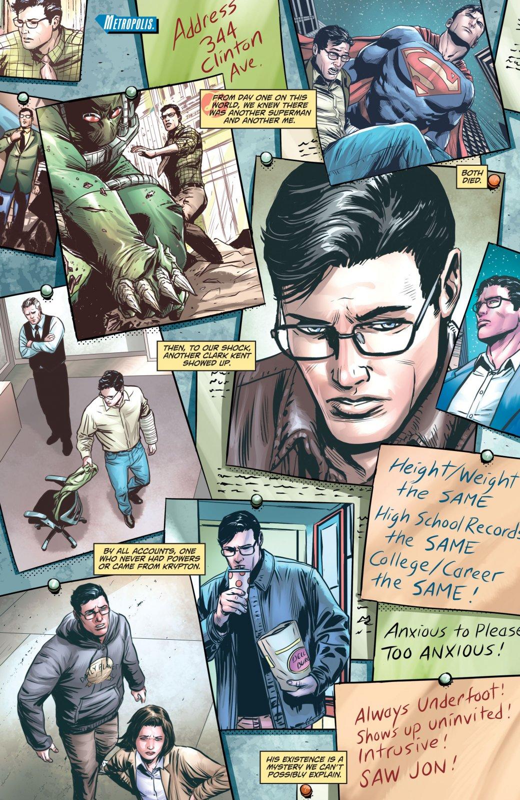 Photo of Удалось ли Лоис Лейн узнать секрет Кларка Кента?