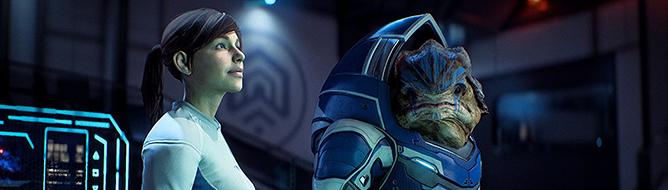 Сцены секса в Mass Effect: Andromeda будут очень откровенными