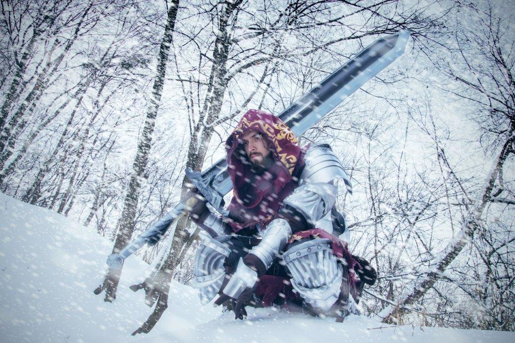 Photo of Косплей дня: Путешественник Алва из Dark Souls II