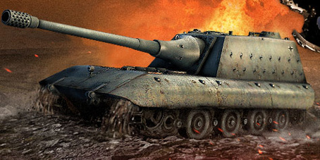 Photo of Обзор немецкой Пт-Сау «Jagdpanzer E100»