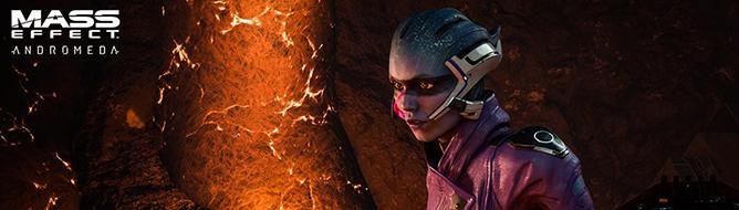 Множество подробностей Mass Effect: Andromeda из превью