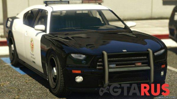 """Полицейское обновление """"Закон и порядок"""" для GTA Online"""