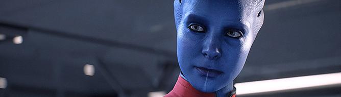 Новый геймплейный ролик Mass Effect: Andromeda