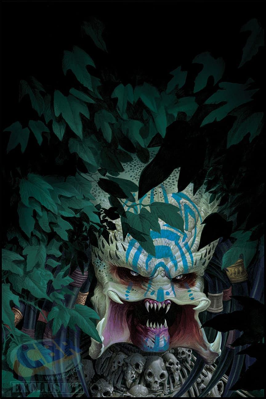 Photo of В честь тридцатилетия фильма «Хищник» Dark Horse выпустит новый комикс