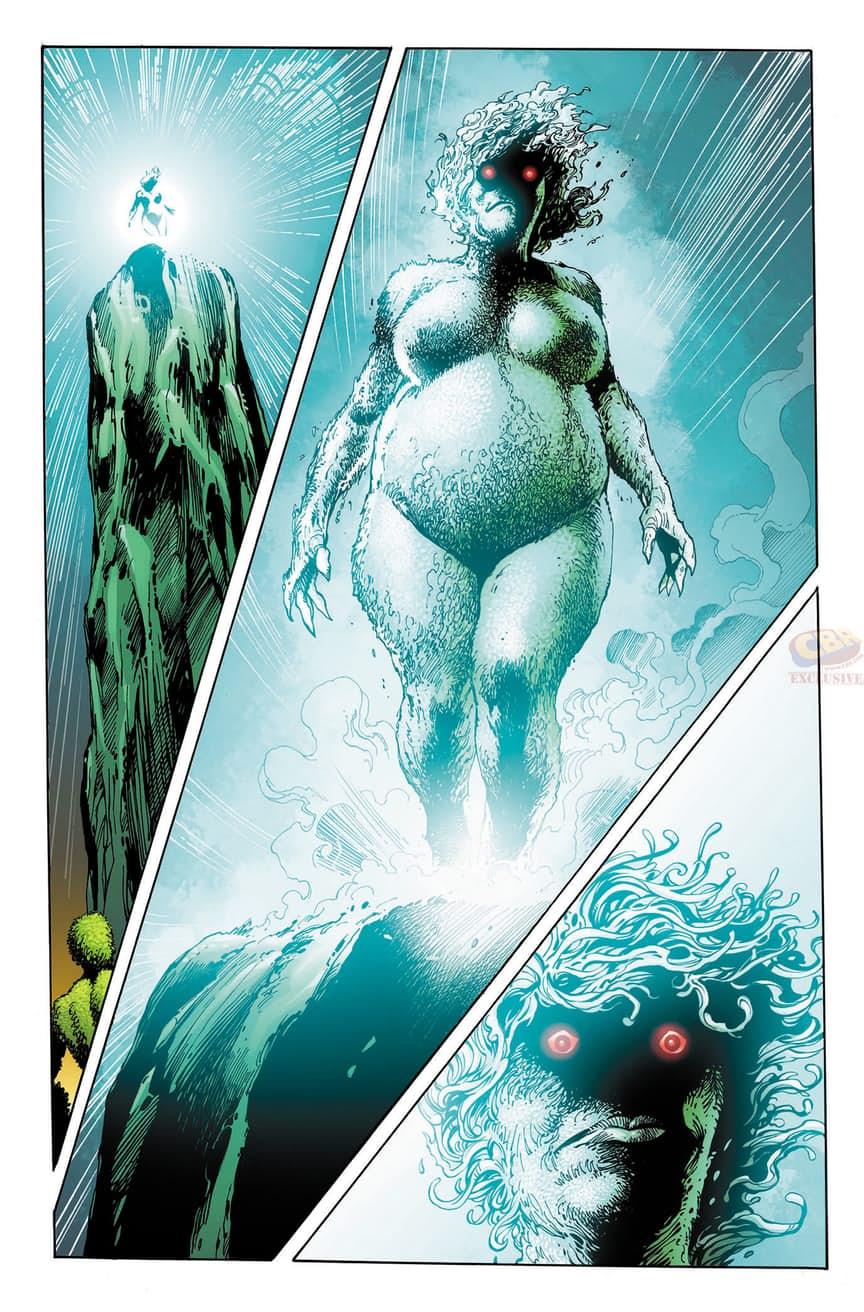Кто такая Мать Энтропия из нового комикса про Стражей Галактики