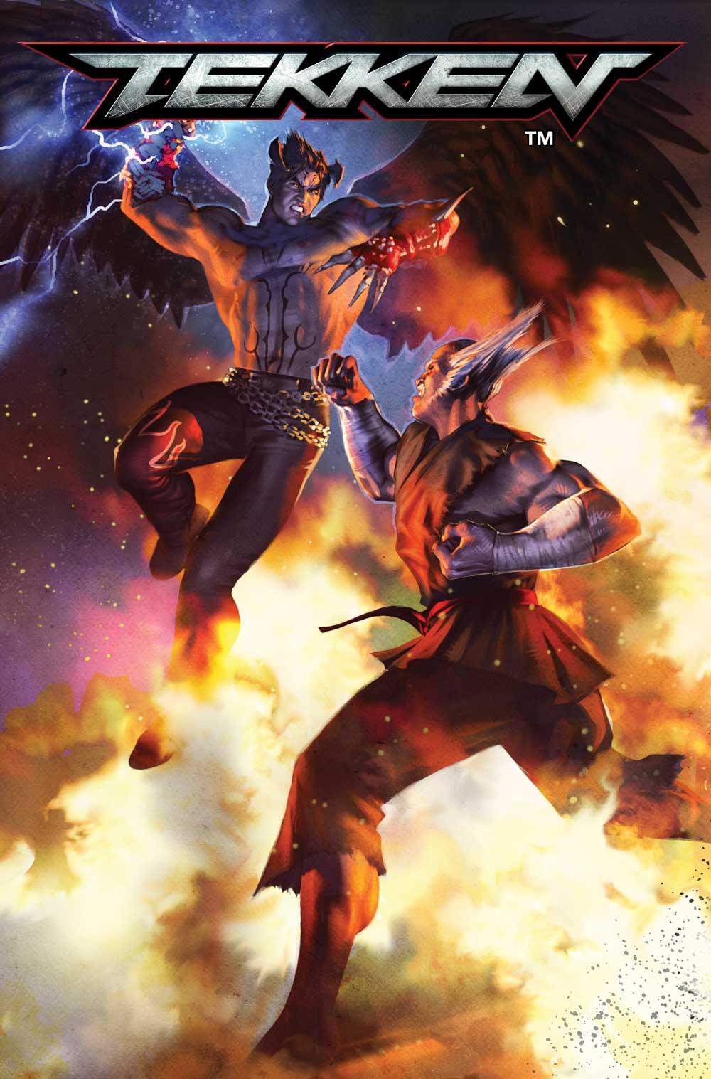Photo of Новый комикс по вселенной Tekken выйдет в мае