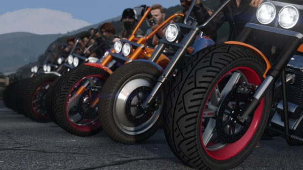 Photo of Скоро в GTA Online: обновление «Байкеры» и многое другое