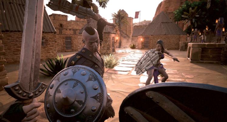 Photo of Funcom случайно подарила пиратам версию игры по сети Conan Exiles без защиты Denuvo