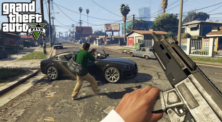 Photo of Продажи игры Grand Theft Auto V всё ещё не сбавляют обороты