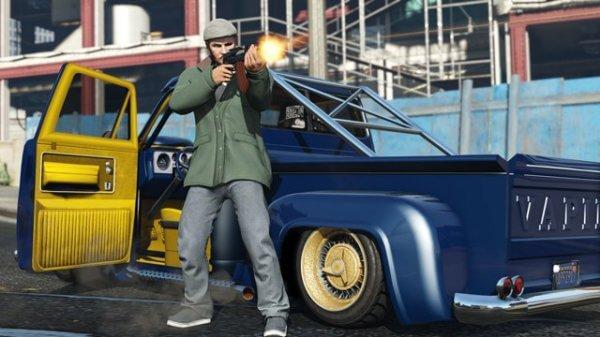 Вышло обновление «Лоурайдеры: классика на заказ» для GTA Online