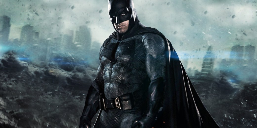 Слух: сольного «Бэтмена» с Беном Аффлеком полностью перепишут