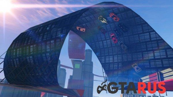 Руководство по созданию трюковых гоночных трасс в GTA Online «Лихачи и трюкачи»