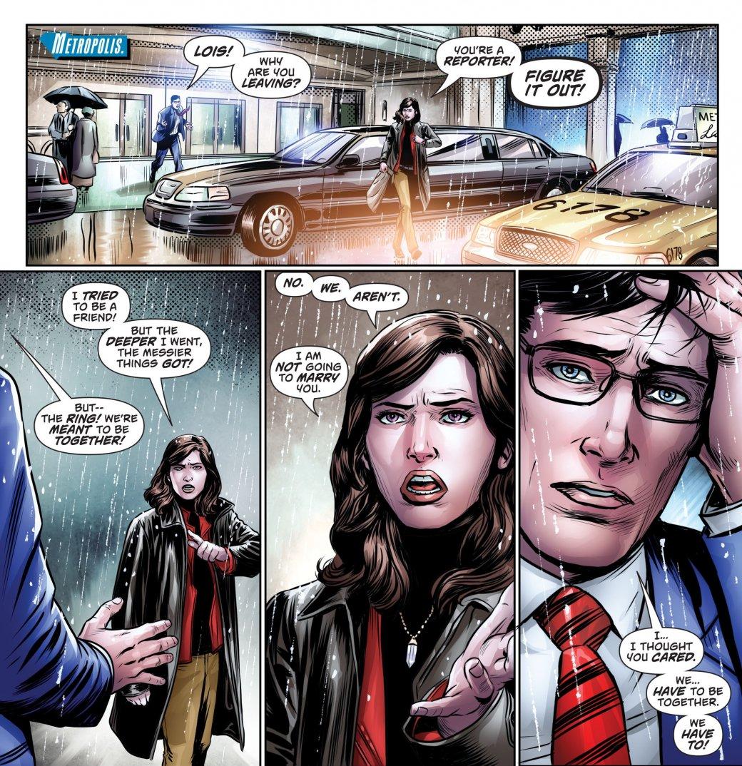 Удалось ли Лоис Лейн узнать секрет Кларка Кента?
