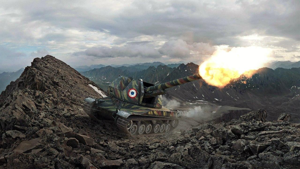 Как играть на АРТ-САУ в World of Tanks