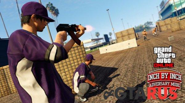 Photo of В GTA Online стал доступен новый режим противоборства «Дюйм за дюймом» и заказной Vapid Minivan