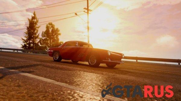 GTA V Redux - улучшенная графика в GTA 5