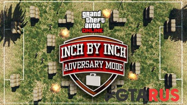 12 апреля в GTA Online добавят режим «Дюйм за дюймом»