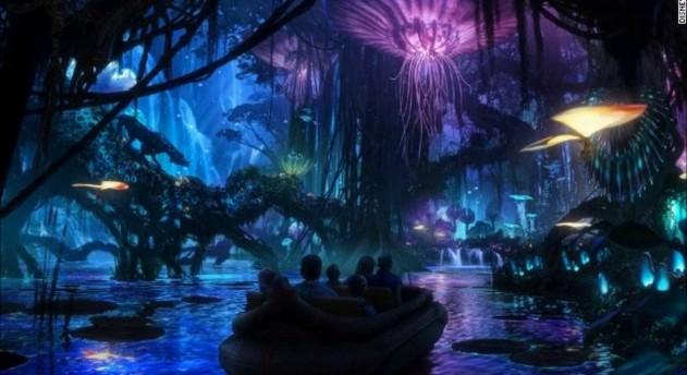 Photo of В мае Disney откроет парк по мотивам фильма «Аватар»