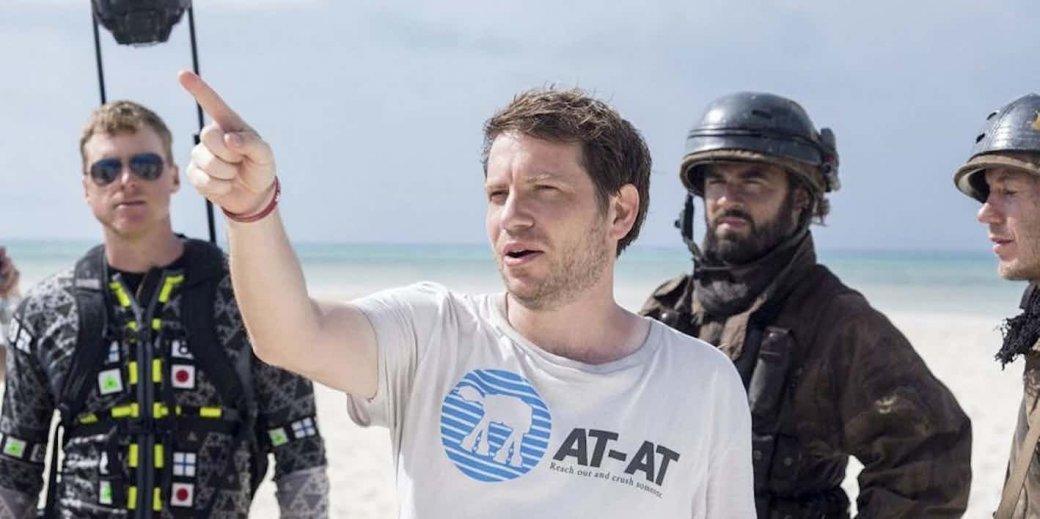 Режиссер «Изгоя-один» объяснил, куда делись сцены на пляже