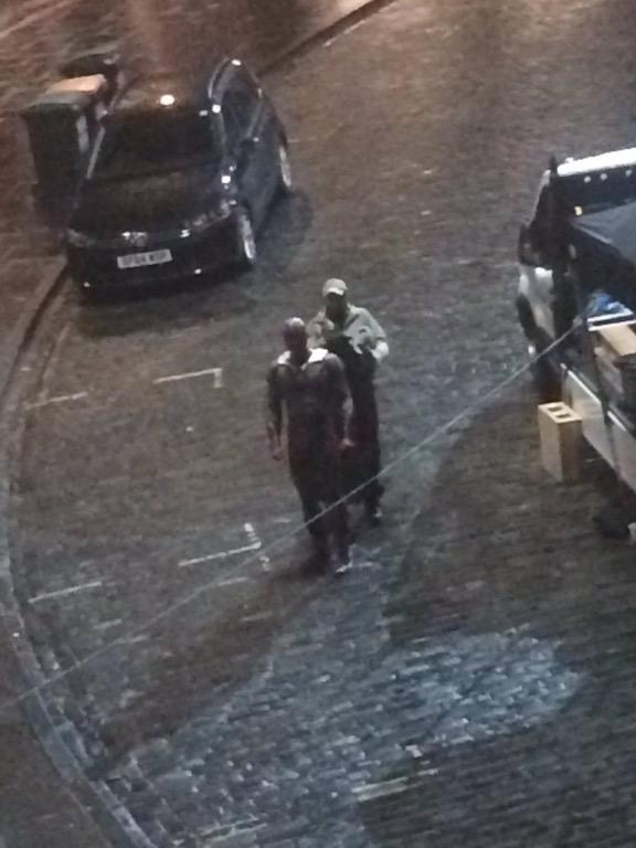 Photo of Первое фото супергероя из «Войны бесконечности»: это Вижен!
