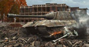 Обои World of Tanks на рабочий стол HD   1920x1080 от MarM ART