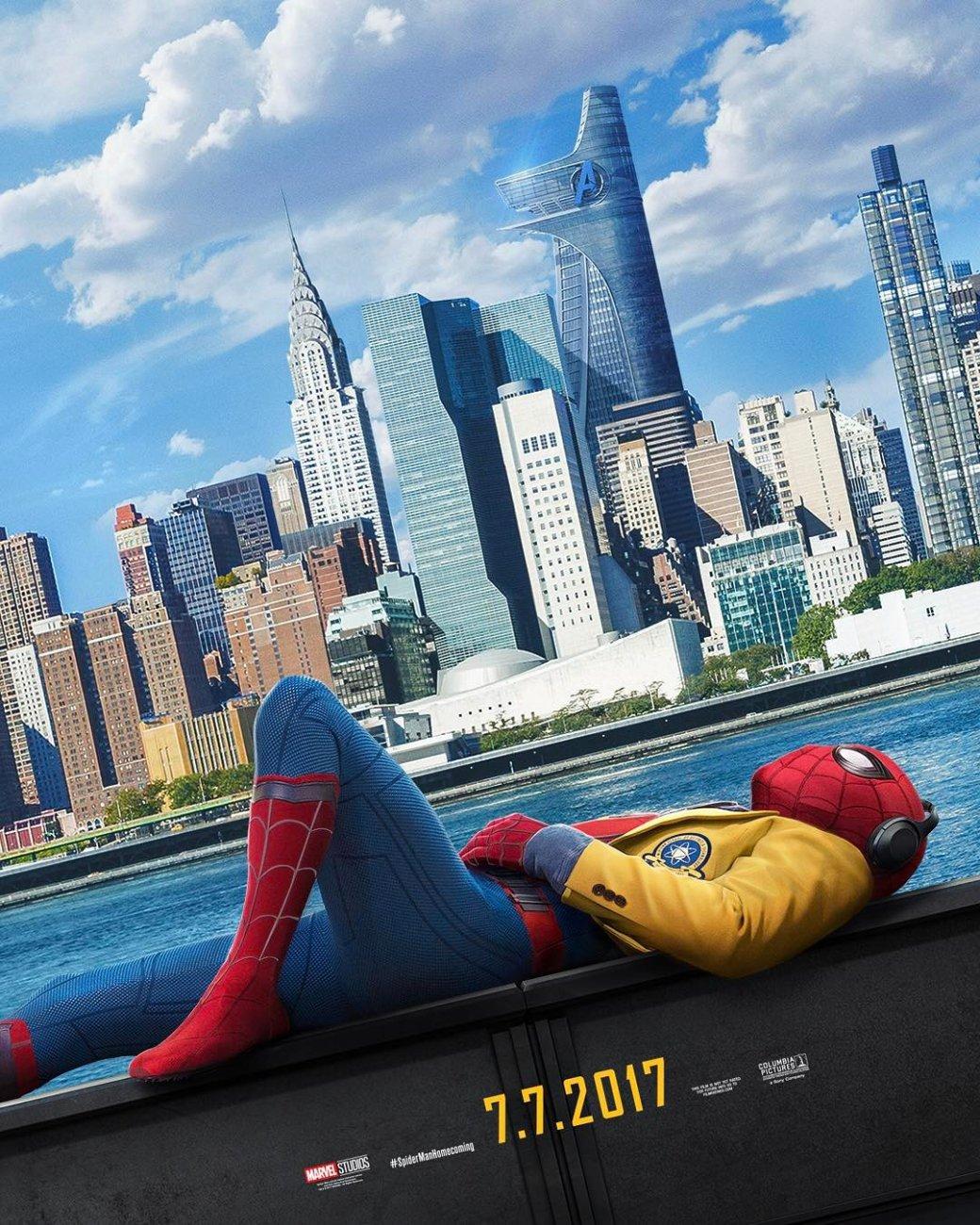 Photo of Новые постеры фильма «Человек-паук: Возвращение домой» (обновлено)